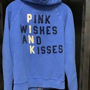 Victoria's Secret PINK full zip hoodie